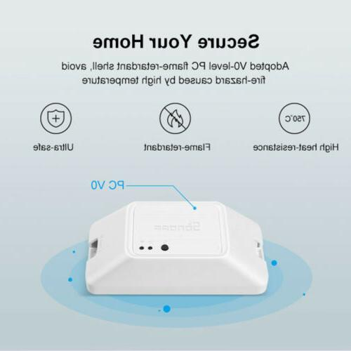 SONOFF BASICZBR3 Zigbee Smart Home For APP/Voice/Remote