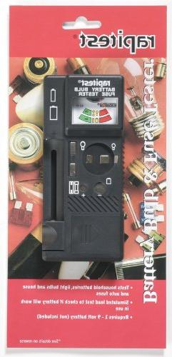 Luster Leaf BB800 Battery, Bulb and Fuse Tester
