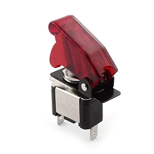 car auto red light toggle