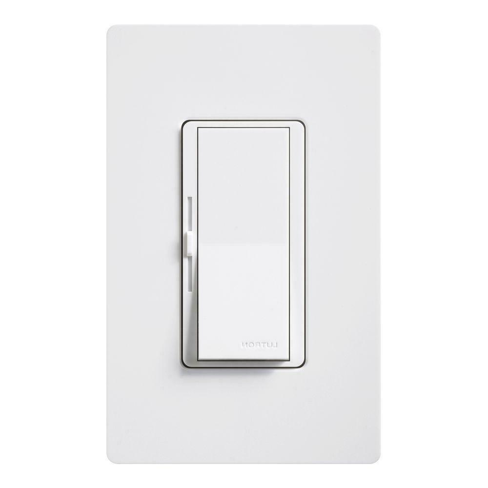 CFL/LED Slide Dimmer Switch
