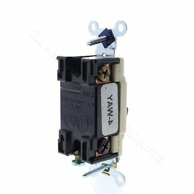 Cooper Brown Toggle Wall Switch 15A