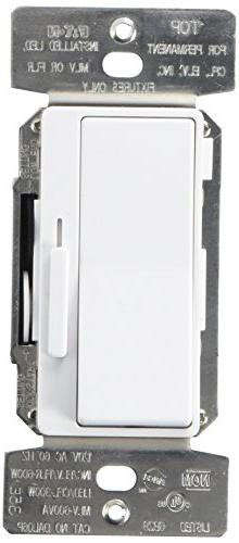 EATON DAL06P-C5 Al Series Single Pole/3-Way Decorator Dimmer
