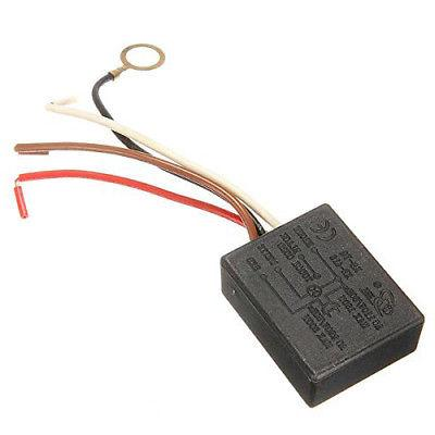DIY Table Parts Touch Control Dimmer 3A