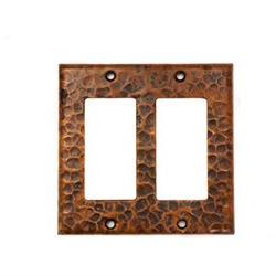 Copper Switchplate