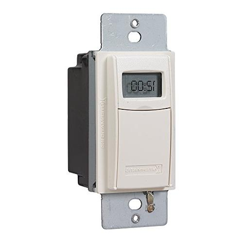 INTERMATIC EI400LAC Timer, Elect, WallSwitch,120277V,20A,LtA