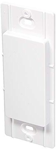 Lutron Electrical Wall Plate, Decora Blank Insert Plate Snow