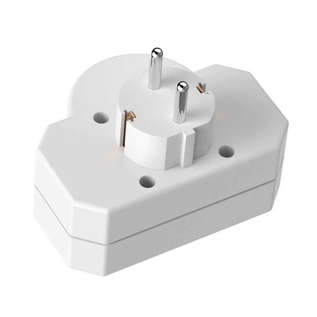 European Type Conversion <font><b>Plug</b></font> 1 <font><b>Adapter</b></font> EU <font><b>Adapter</b></font> 16A <font><b>Plugs</b></font>