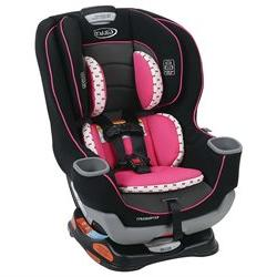 Graco Extend2Fit Convertible Car Seat - Kenzie