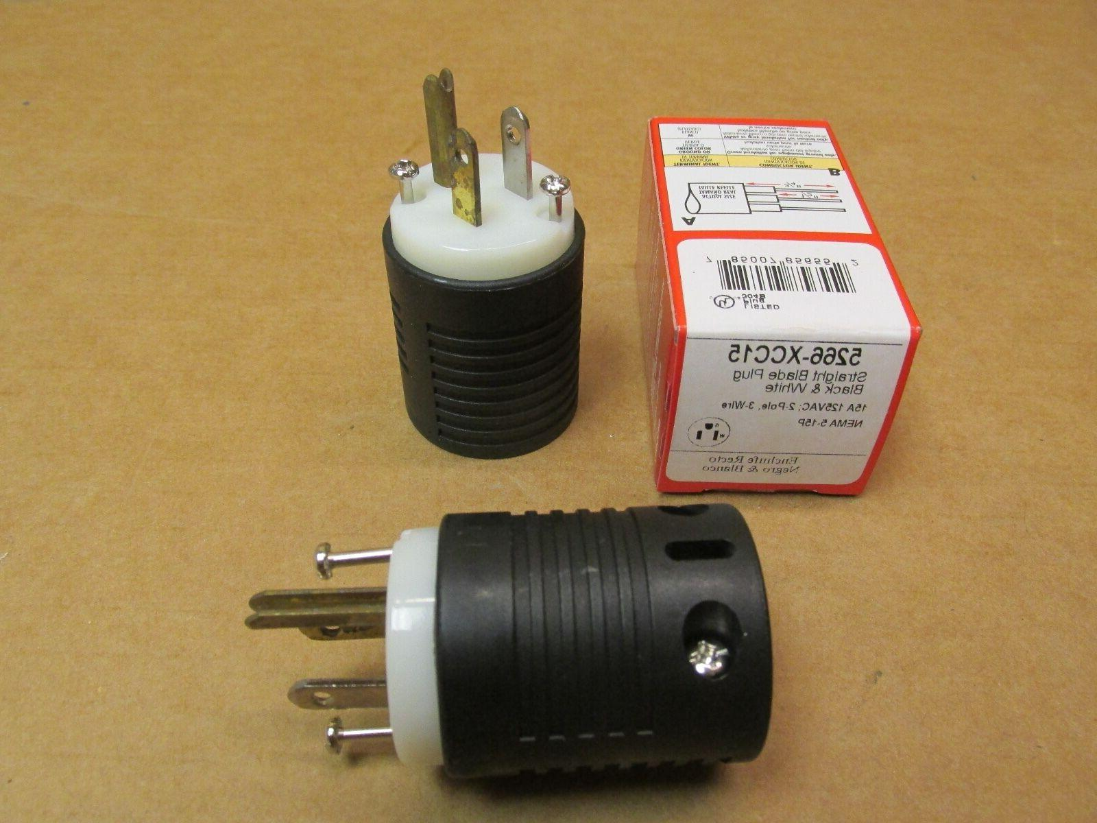 NEW EXTENSION CORD PLUG END HEAVY DUTY PASS SEYMOUR QUALITY