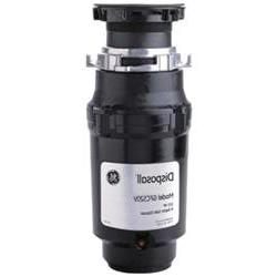 GE GFC520V Feed Disposer - 372.85 W - Continuous