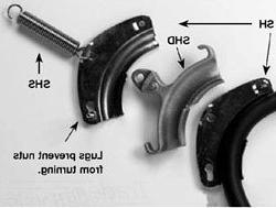 """Adalet Heavy Duty Sh-50 Sky Tie Cable Clamp 1/2"""" To 3/4"""" Con"""