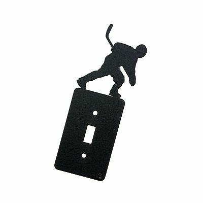 Innovative Fabricators, Inc. Hockey Single Light Switch Plat