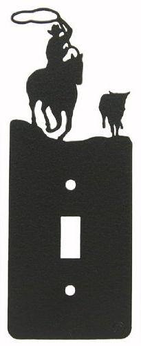 Individual Roper Single Light Switch Plate Cover
