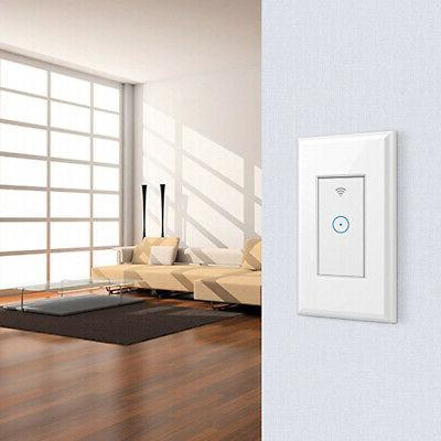 LED Light Smart Wall Alexa App