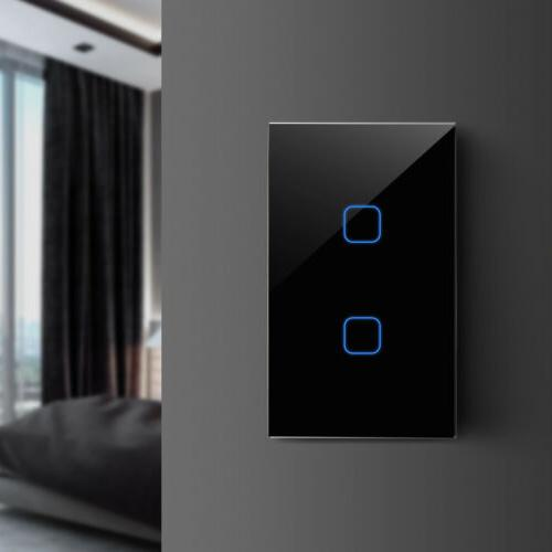 us led light smart touch screen wall