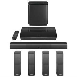LIFESTYLE 650 HOME ENT SYSTEM - BLACK