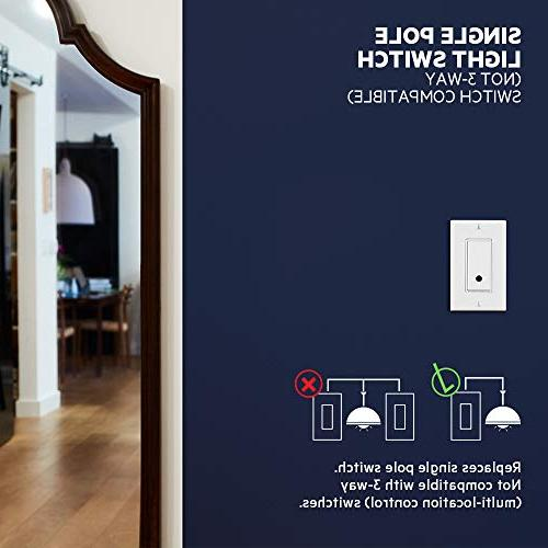 Wemo Switch, enabled, and
