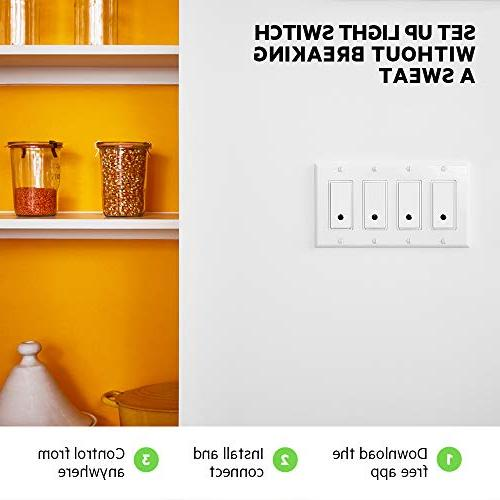 Wemo Switch, enabled, with