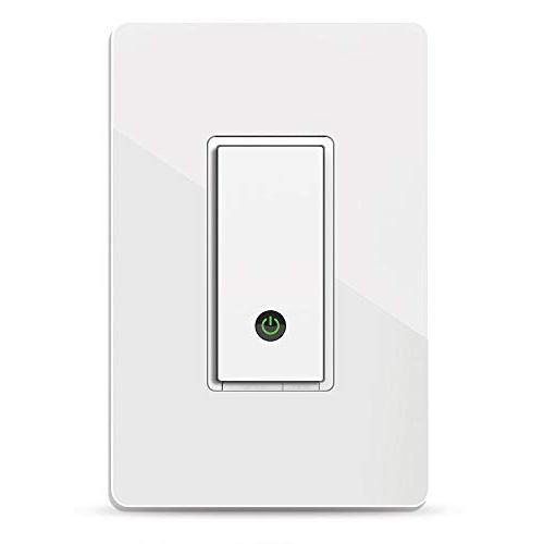 Wemo Switch WiFi Enabled, with Alexa and Google Assistant