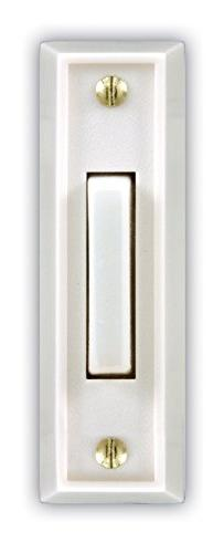 Heathco Lighted Narrow Doorbell