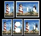 LIGHTHOUSE NAUTICAL SEAGULLS  #30  LIGHT SWITCH COVER PLATE