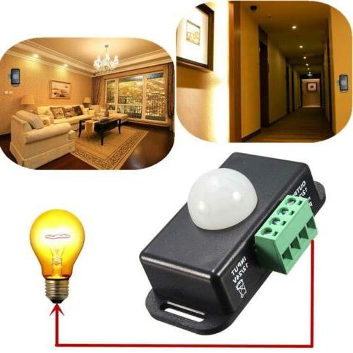 Lot Body Motion Switch For LED 12V/24V