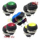 10X Color M4 12mm Waterproof Momentary ON/OFF Push Button Ro