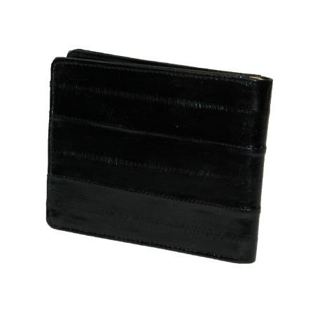 mens eel skin money clip