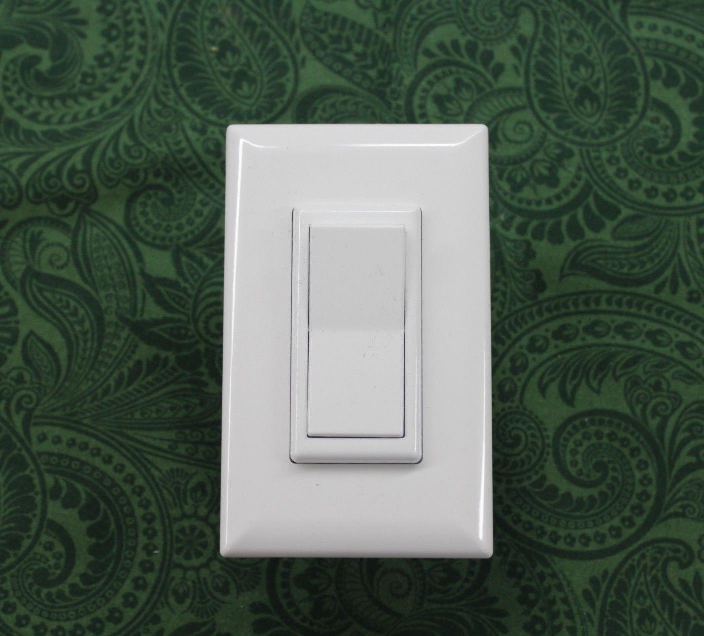 mobile home self contained decorator toggle light