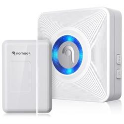 Fosmon Modern Design Wireless Doorbell Set with Unique 52 Ch