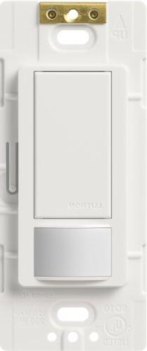 Lutron MS-VPS5M-WH Maestro 600-Watt Single Pole / 3-Way Vaca