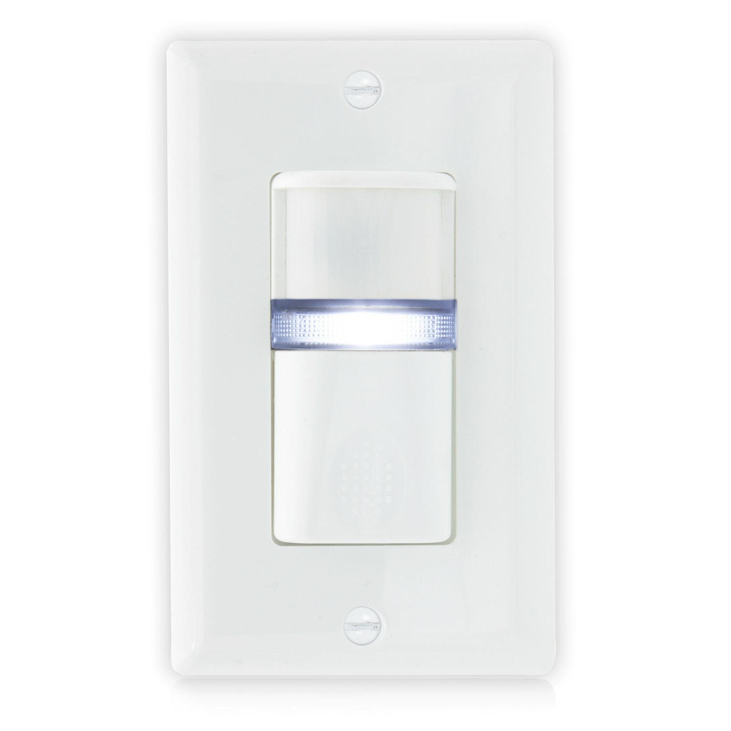 occupancy motion sensor wall switch
