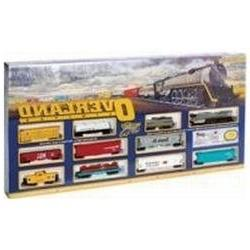 Bachmann Overland Limited Train Set