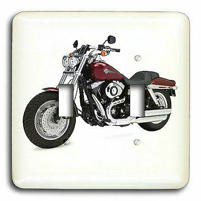 picturing harley davidson motorcycle dyna fxd light
