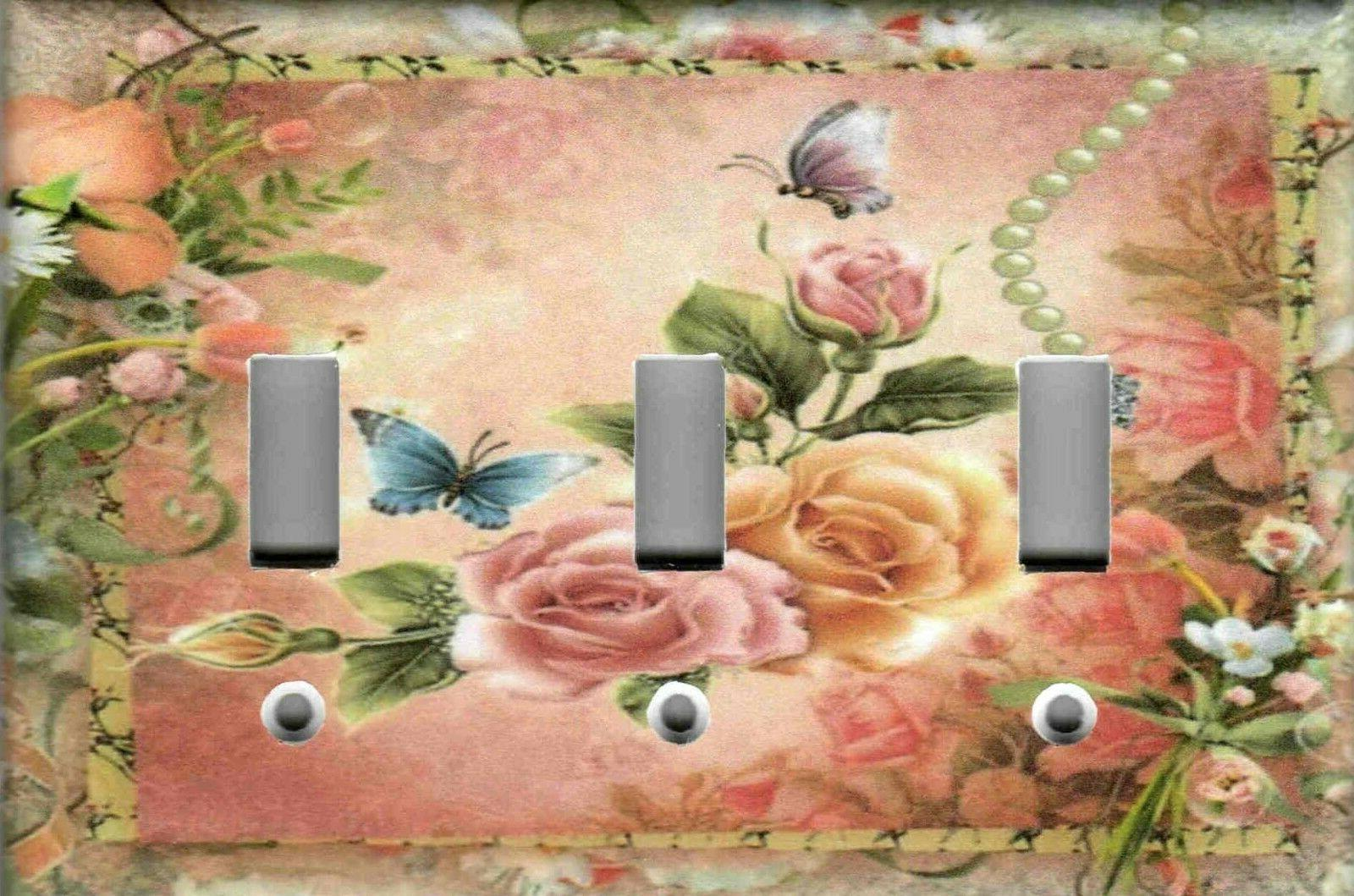 PINK SHABBY CHIC LIGHT OUTLETS
