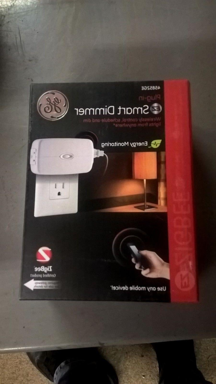 GE Plug In Smart Switch - 45853GE Wireless Control