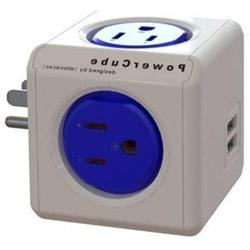 PowerCube Original USB, Electric Outlet Wall Adapter Power S