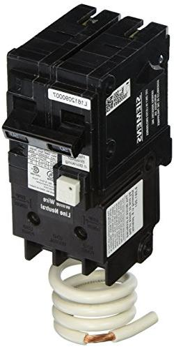Siemens QF250A 50 Amp, 2 Pole, 120V, 10,000 AIC Ground Fault
