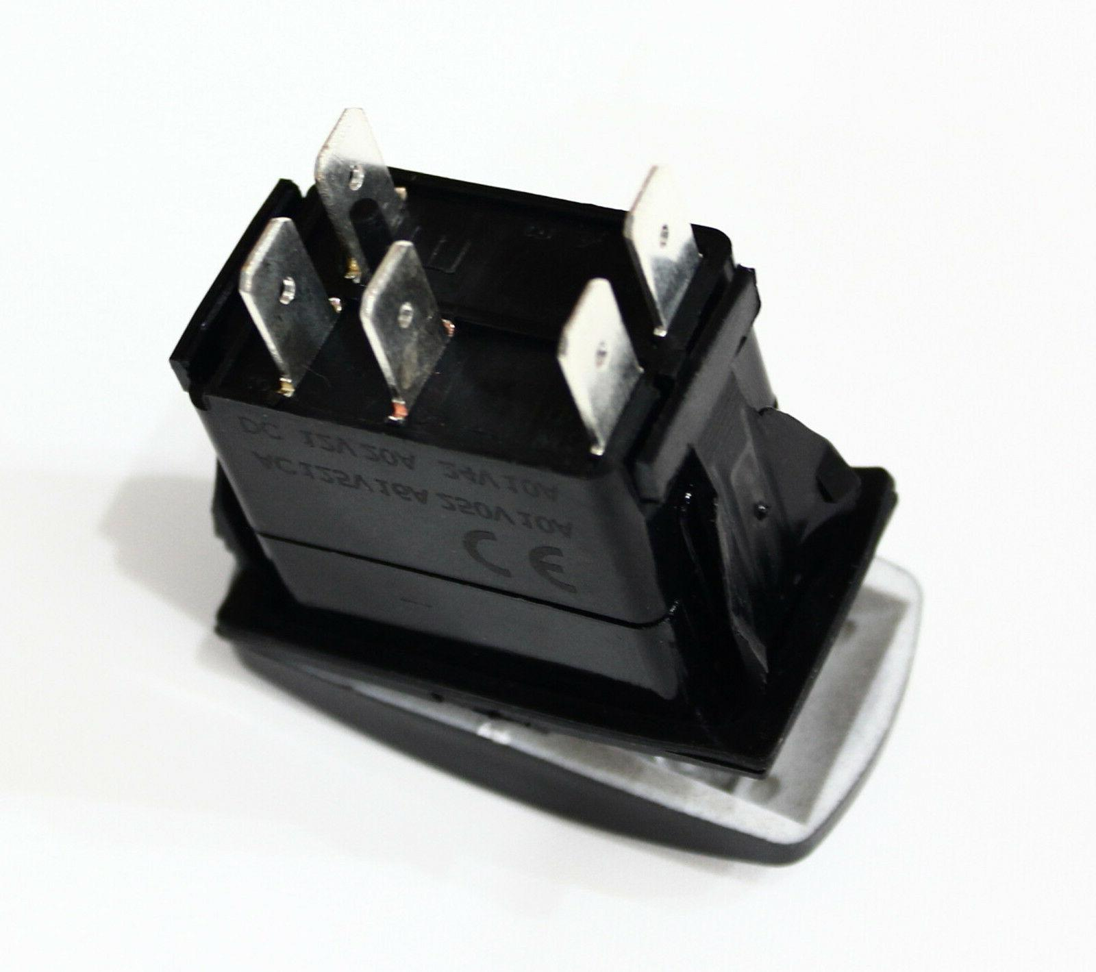 Carling Led Car Boat Momentary ON OFF/ ON Rocker