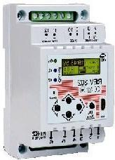 REV-302 ASTRONOMICAL TIMER WITH PHOTO SENSOR AND VOLTAGE REL