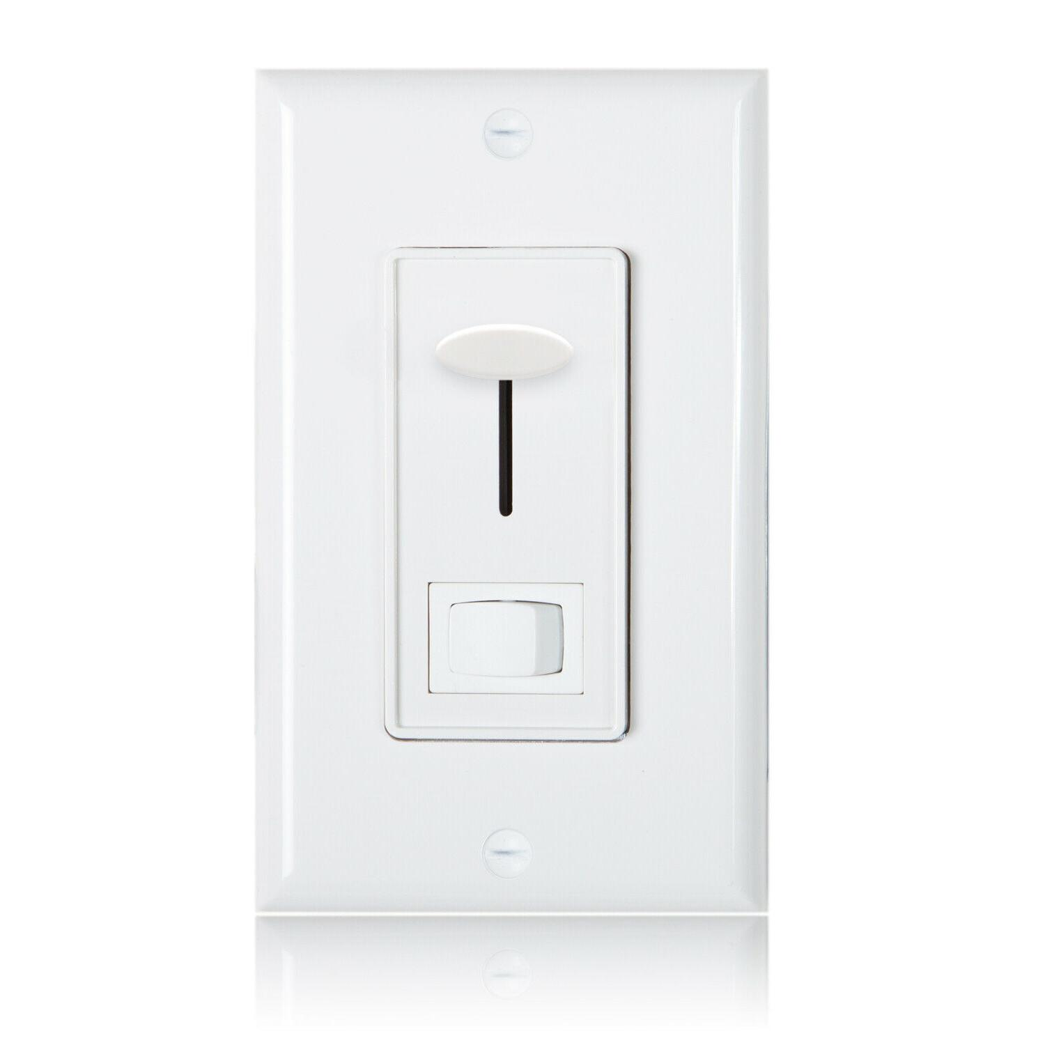 single pole dimmer electrical light