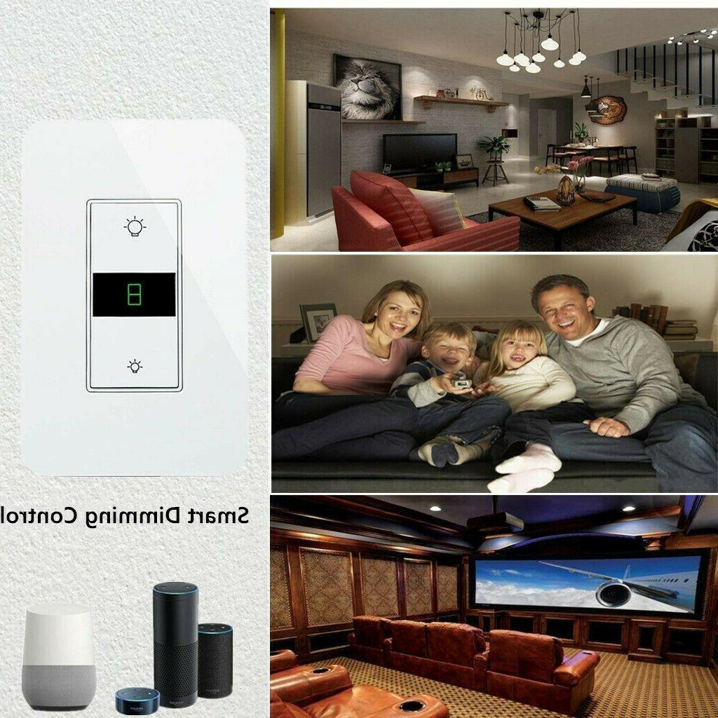 Smart Dimmer Light WiFi in Remote Control