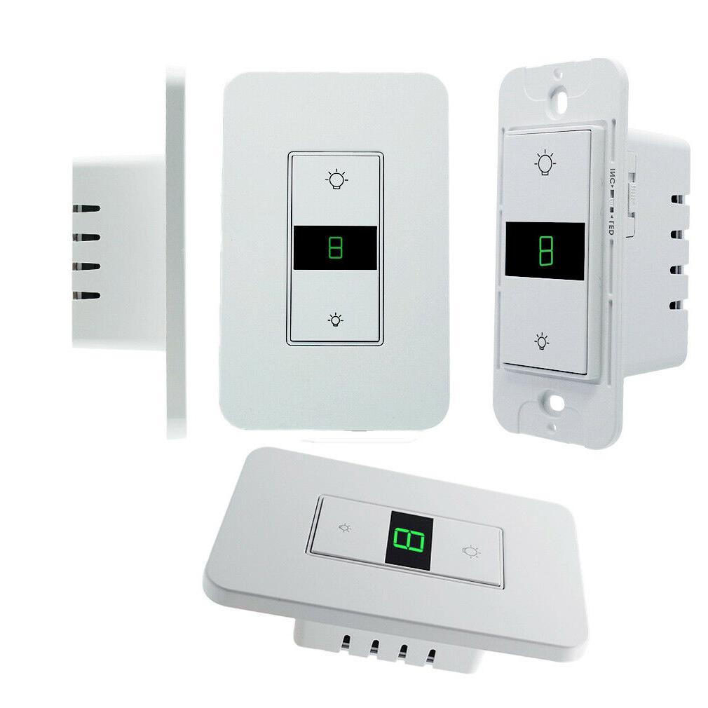 Smart WiFi in wall Control Home USA