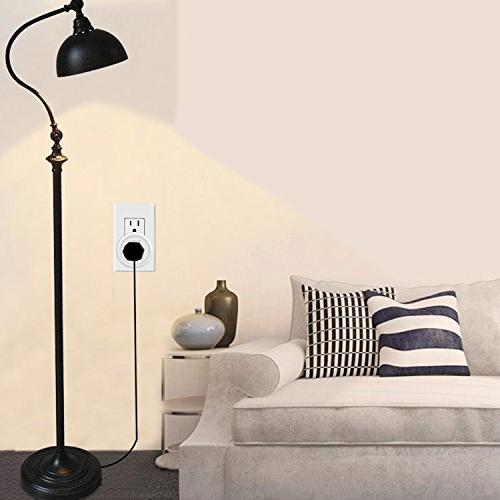 Smart Plug 2 TanTan WiFi Enabled and Hub Required, Control Your ETL