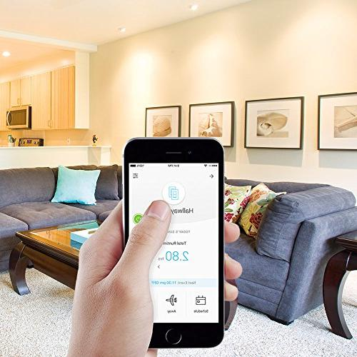Kasa Switch, from Anywhere, Easy In-Wall Installation , Required, with and