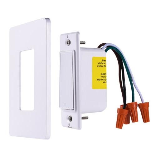 Smart Switch Control with Home