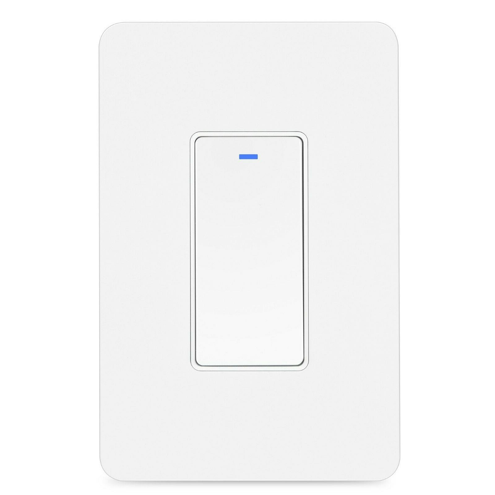 Smart Wifi Switch Wall Remote For IFTTT