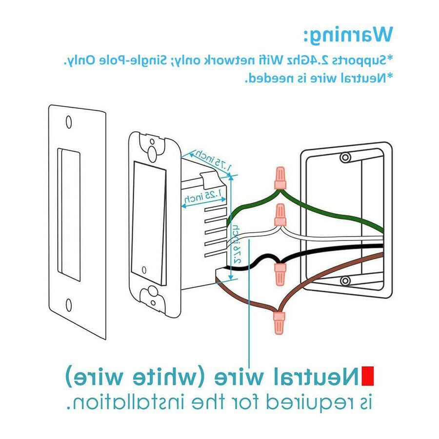 Smart Light Switch For IFTTT With
