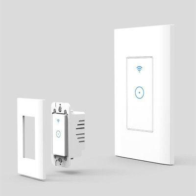 Smart Wifi Light Switch Remote For Home Life