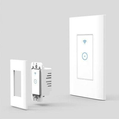 Smart Wall Switch Works with Google life
